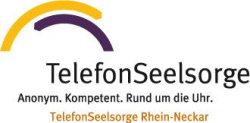 Logo Telefonseelsorge Rhein-Neckar; Quelle: Telefonseelsorge Rhein-Neckar
