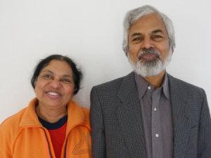 Portrait Ehepaar Raj