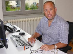 Portrait Steffen Jooß; Quelle: Karin Wilke
